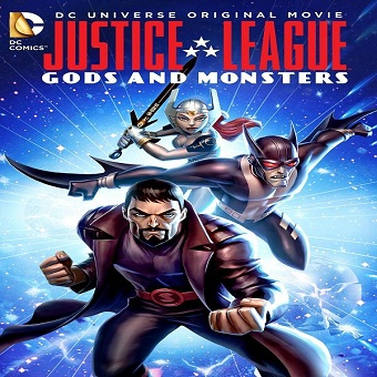فيلم Justice League Gods and Monsters 2015 مترجم WEB-DL