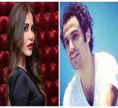 أحمد فهمي يعقد قرانه على منة حسين فهمى
