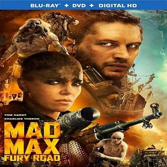 فيلم Mad Max Fury Road 2015 مترجم نسخة بلورى