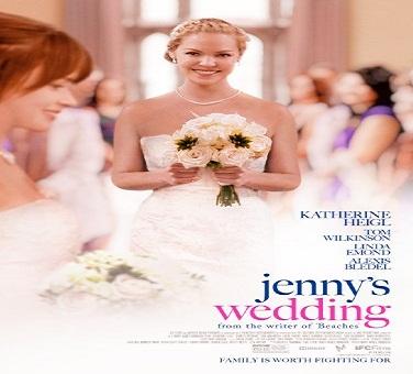 فيلم Jennys Wedding 2015 مترجم HDRip