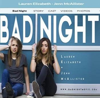 فيلم Bad Night 2015 مترجم نسخة ديفيدى