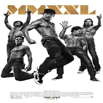 فيلم Magic Mike XXL 2015 مترجم نسخة ديفيدى