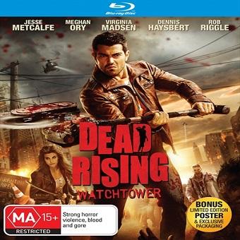 فيلم Dead Rising Watchtower 2015 مترجم BluRay 576p