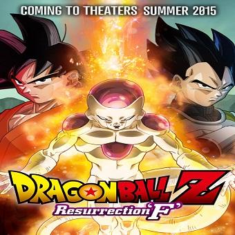 فيلم Dragon Ball Z Resurrection F 2015 مترجم نسخة كــــام