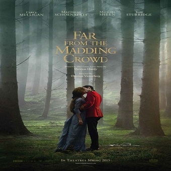 فيلم Far from the Madding Crowd 2015 مترجم 576p WEB-DL