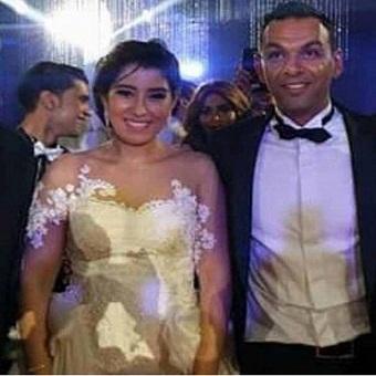 صور حفل زفاف ايتن عامر على و محمد عز العرب