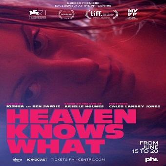 فيلم Heaven Knows What 2014 مترجم نسخة بلورى