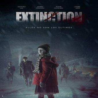 فيلم Extinction 2015 مترجم HDRip 576p