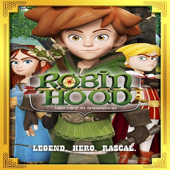 فيلم Robin Hood Mischief in Sherwood 2015 مترجم HDRip
