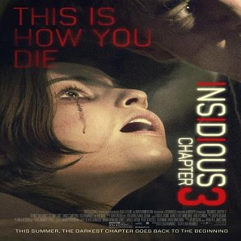 فيلم Insidious Chapter 3 2015 مترجم ديفيدى