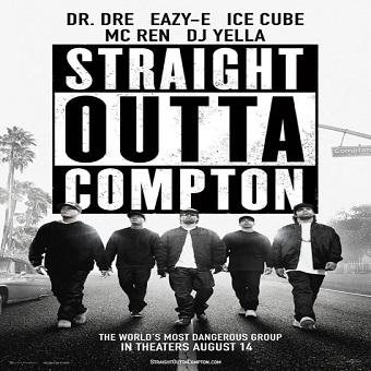 فيلم Straight Outta Compton 2015 مترجم نسخة ديفيدى