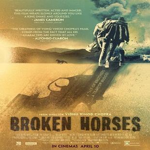 فيلم Broken Horses 2015 مترجم نسخة ديفيدى