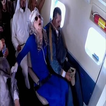 حلقة سعيد الهوا و أحمد التباع - برنامج رامز واكل الجو - 18