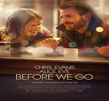 فيلم Before We Go 2014 مترجم WEB-DL 576p
