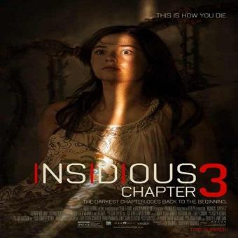 فيلم Insidious Chapter 3 2015 مترجم بلورى