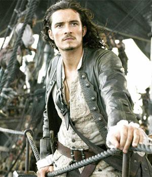 النجم اورلاندو بلوم يعود رسمياً لـ Pirates of the Caribbean
