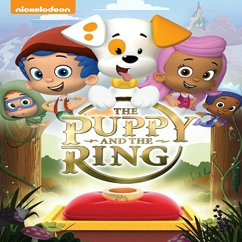 فيلم Bubble Guppies The Puppy & The Ring 2015 مترجم DVDRip