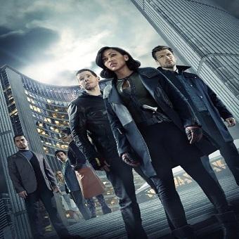 مترجم الحلقة الـ(1) مسلسل 2015 Minority Report الموسم الاول