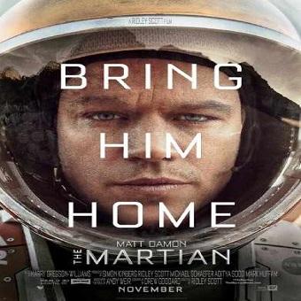 العرض الدعائى الاول لفيلم The Martian
