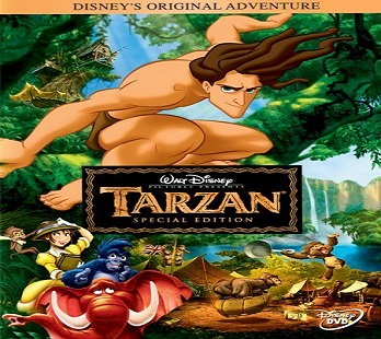 فيلم Tarzan 1999 مدبلج 720p BluRay
