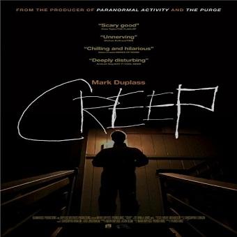 فيلم Creep 2014 مترجم نسخة ديفيدى