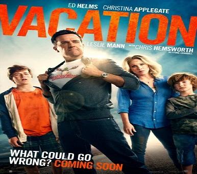 فيلم Vacation 2015 مترجم نسخة ديفيدى