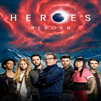 مترجم (جميع حلقات) مسلسل Heroes Reborn Dark Matters 2015