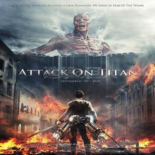 فيلم Attack on Titan 2015 مترجم HDRip 576p