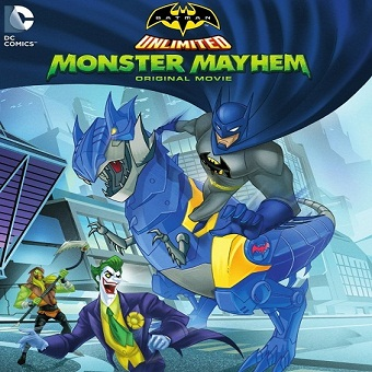 فيلم Batman unlimited Monster Mayhem 2015 مترجم DVDRip