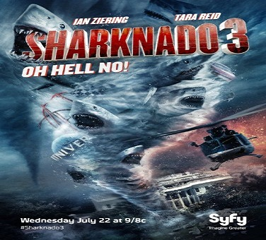فيلم Sharknado 3 Oh Hell No 2015 مترجم HDTV 576p