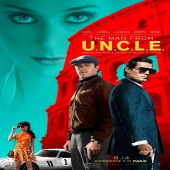 فيلم The Man from U.N.C.L.E. 2015 مترجم نسخة كـــــام