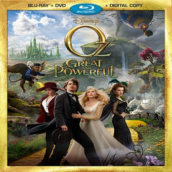 فيلم Oz the Great and Powerful 2013 مترجم 720p BluRay
