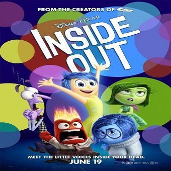 فيلم Inside Out 2015 مترجم نسخة تى اس