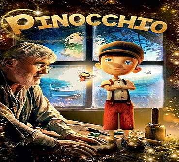 فيلم Pinocchio 2015 مترجم WEB-DL 576p