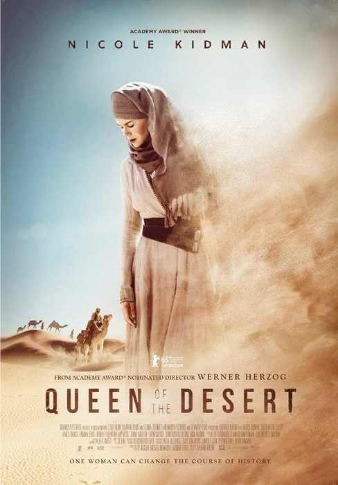 الدعائى Queen Desert Official Trailer queeno10.jpg