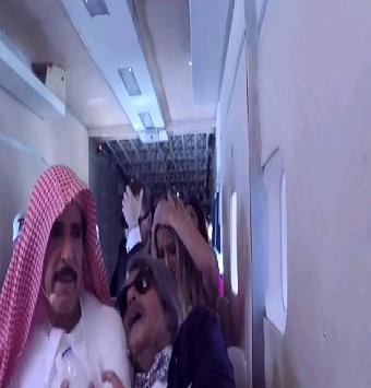 حلقة عبد الله بالخير - برنامج رامز واكل الجو - الحلقة 7