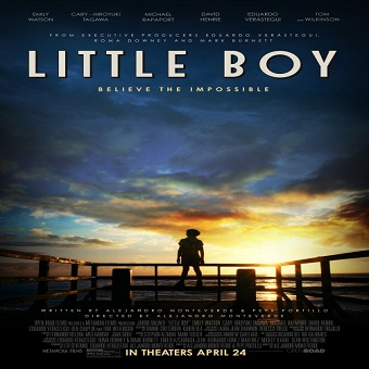 فيلم Little Boy 2015 مترجم WEB-DL 576p