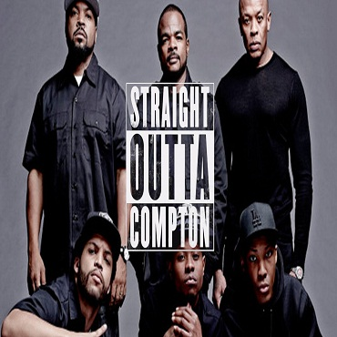 فلم Straight Outta Compton يحتل صدارة البوكس أوفيس