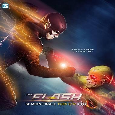 العرض الدعائى الاول للموسم الثانى The Flash 2