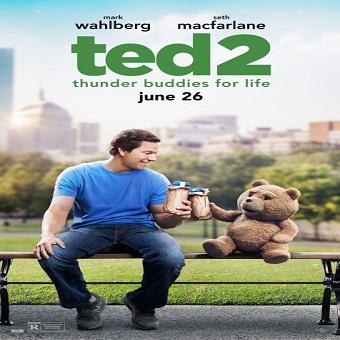 فيلم Ted 2 2015 مترجم نسخة تى اس