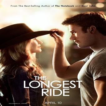 فيلم The Longest Ride 2015 مترجم WEB-DL 576p