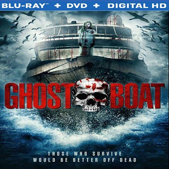 فيلم Ghost Boat 2014 مترجم BluRay 576p