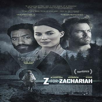 فيلم Z for Zachariah 2015 مترجم نسخة ديفيدى