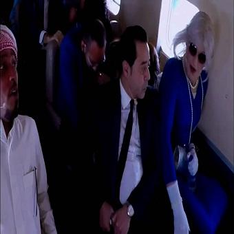 حلقة مدحت صالح - برنامج رامز واكل الجو - 23