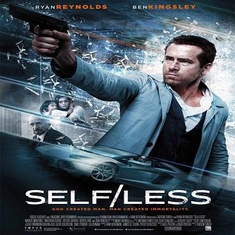 فيلم Selfless 2015 مترجم نسخة ديفيدى