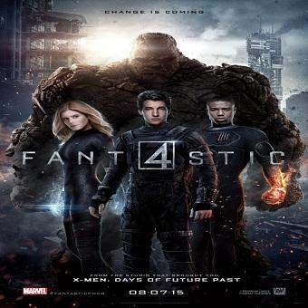 فيلم Fantastic Four 2015 مترجم نسخة كــــام