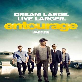 فيلم Entourage 2015 مترجم WEB-DL 576p