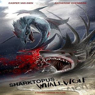 فيلم Sharktopus vs Whalewolf 2015 مترجم HDRip 576p