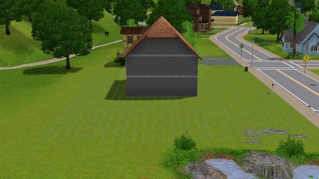 Constrain Floor Elevation False : Impossible à réaliser sims ou faire un toit avec