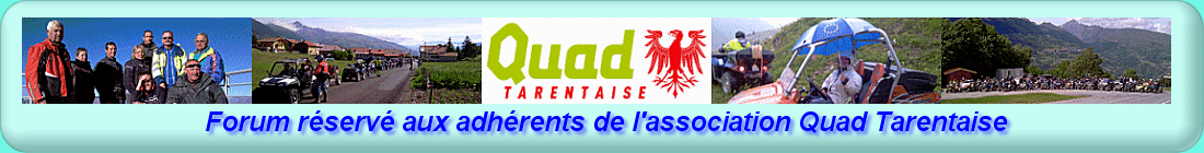 QUAD Tarentaise